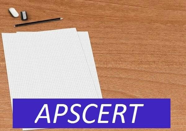 APSCERT 10th class Question Paper