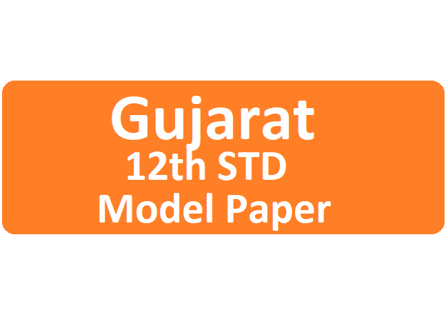GSEB 12 STD Paper Style 2020 Gujarat 12th Blueprint 2020 GSEB Board XII Syllabus Exam Pattern 2020